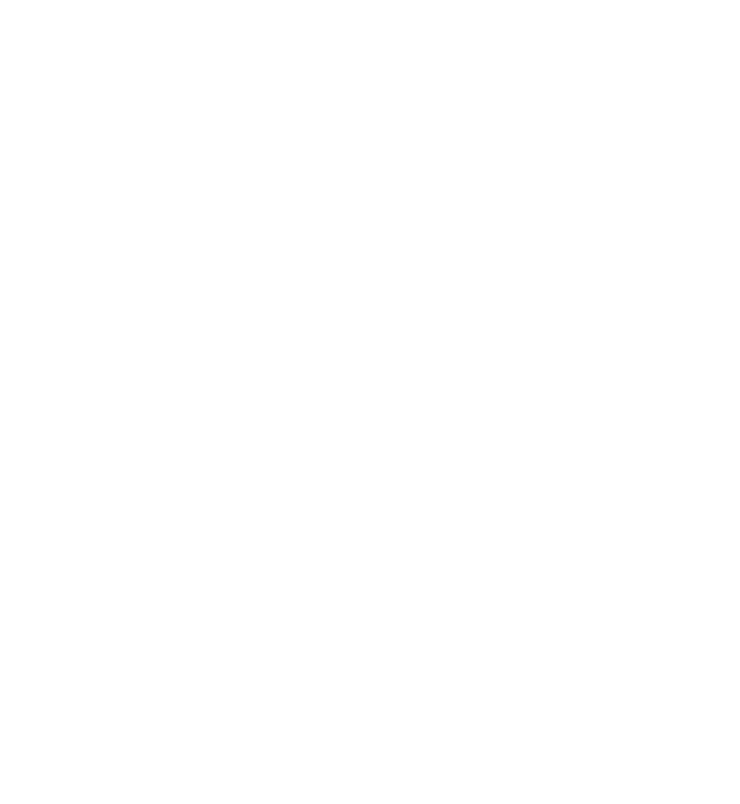 Logo with writing white