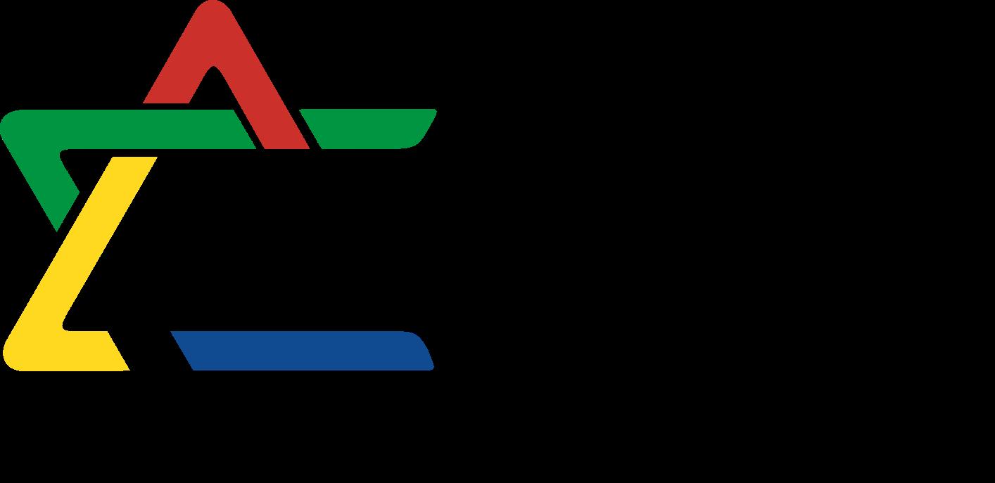 SAUPJ Logo Curved